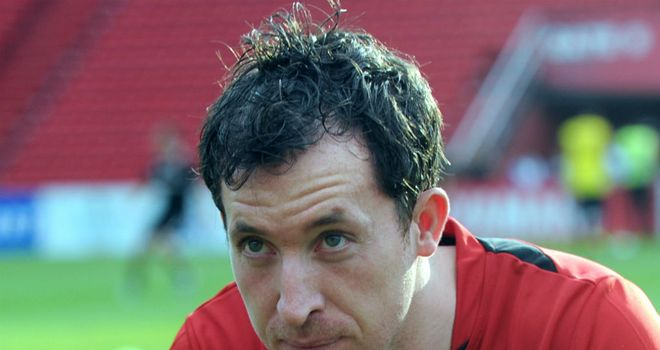 Robbie Fowler: The former Liverpool and England striker has been training with Blackpool