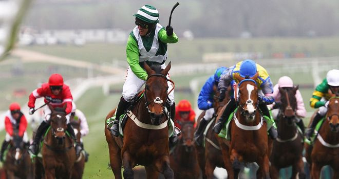 Rock On Ruby wins last year's Champion Hurdle