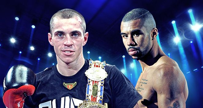 Scott Quigg and Rendall Munroe will get it on again on November 24 (leighdawneyphotography.com)