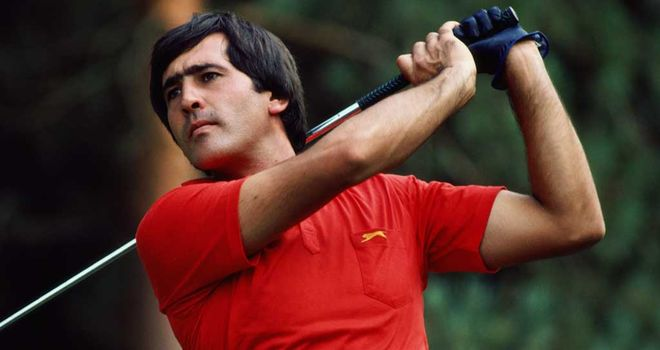 Seve Ballesteros: His famous four-putt quote has often been repeated