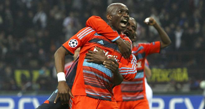 Stephane Mbia: Claims he is set to join QPR