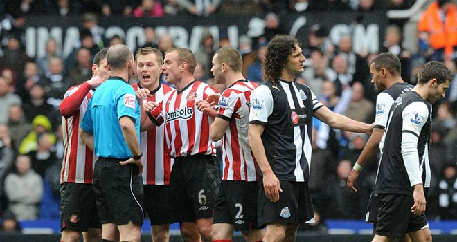 Sunderland and Newcastle have have accepted the FA's misconduct charge along with requesting personal hearings