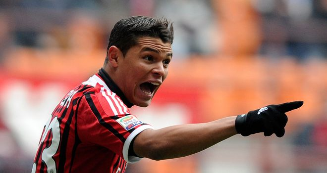 Thiago Silva: Staying at AC Milan after signing a new deal until 2017