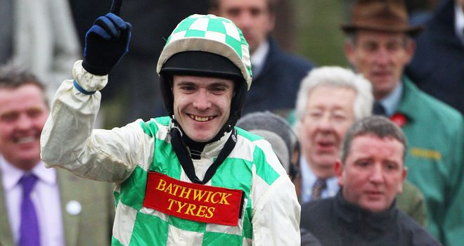 Scudamore: In trouble again