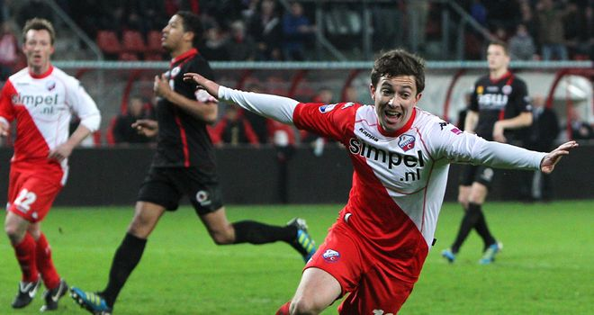 Tommy Oar: Notched late on to hand Utrecht all three points against Excelsior