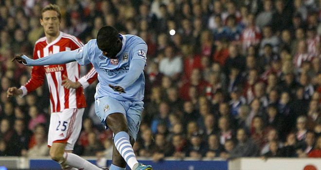 Yaya Toure: Given Carlos Tevez a lift by backing the striker to shine for rest of the season