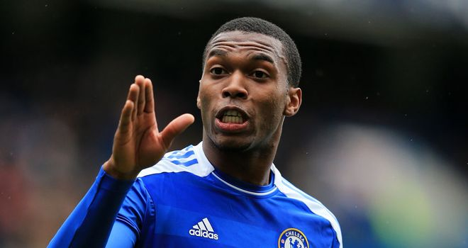Daniel Sturridge: Wants main roles with Chelsea and England