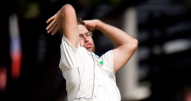 Daniel Vettori: Sits out the second Test with a groin strain