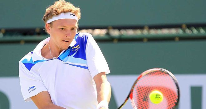 Denis Istomin: Came from a set down to win in Moscow