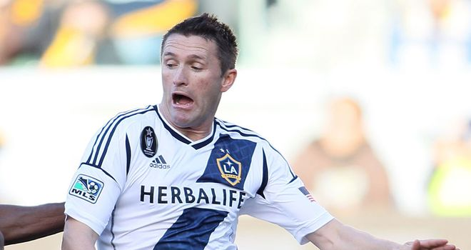 Robbie Keane: Not looking to sign up with a Premier League club on loan