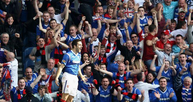 Andrew Little: Rangers hopeful Northern Ireland international will stay on at Ibrox
