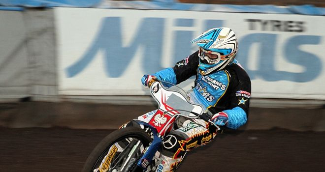 Maciej Janowski: Will ride at Torun