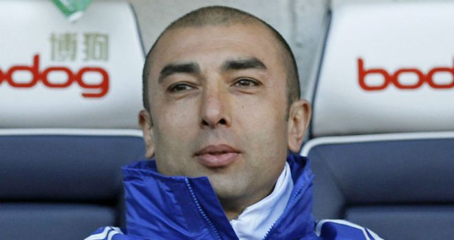 Roberto Di Matteo: Looking forward after taking the reins at Chelsea