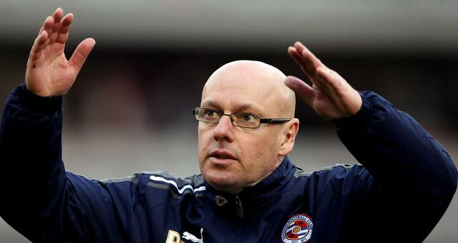 Brian McDermott: Has already added six fresh faces to his Reading squad