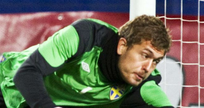 Kristoffer Nordfeldt: Reported Sunderland target