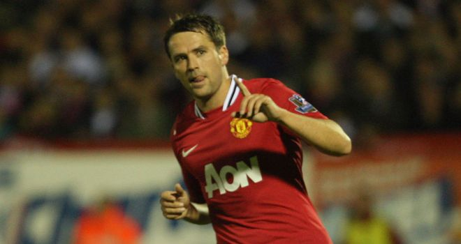 Michael Owen: Manchester United striker has been linked with move to China