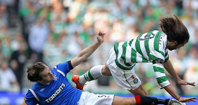 Celtic and Rangers will play their final Old Firm clash of the season on Sunday April 29th