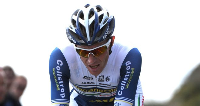 Lieuwe Westra: In a class of his own in Denmark to put him in the box seat