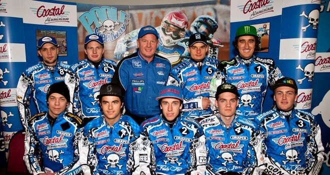 Poole Pirates: Tipped to make Grand Final again