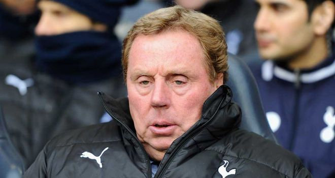 Harry Redknapp:Laughed off talk linking him with the vacant manager's job at Chelsea