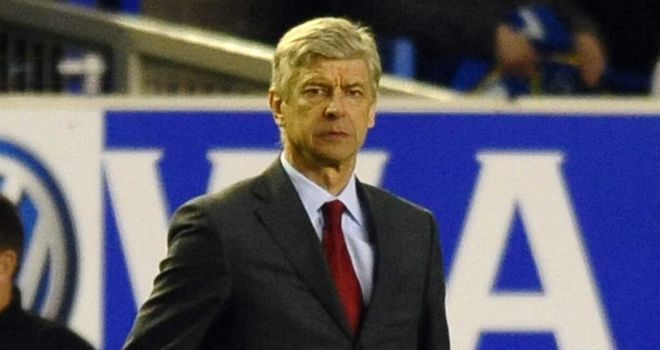 Arsene Wenger: Arsenal manager has pinpointed Manchester United's experience as key in the title race