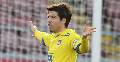 Kem Izzet: Doubtful for Colchester