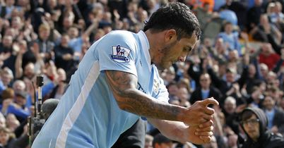 Tevez: Swing when you're winning