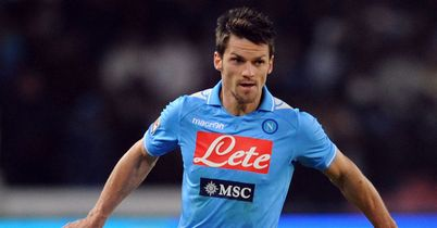 Christian Maggio: Tied to Napoli until 2017 and is happy in his current surroundings