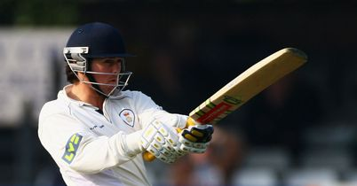 Dan Redfern: Hit fifty for Derbyshire