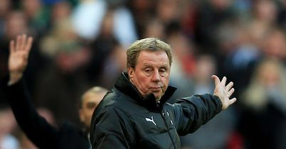 Redknapp: Must take blame for slump