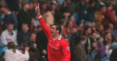 Eric Cantona: Transformed the United side when signing from Leeds in 1992