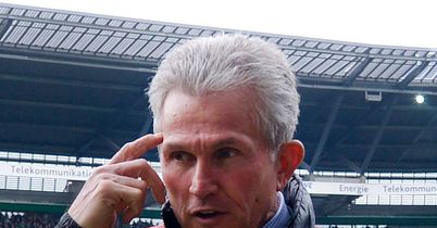 Jupp Heynckes: Irritated after conceding in big win