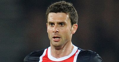 Thiago Motta: Sent off late in the first half