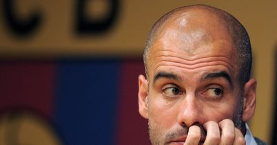 Pep Guardiola: Linked with AC Milan switch