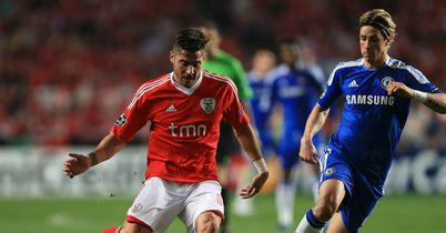 Javi Garcia: Confident Benfica can overturn a 1-0 deficit to reach the Champions League semis
