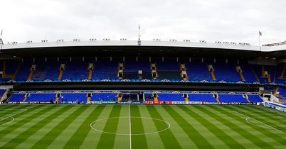 White Hart Lane: Will meet Kick It Out and the police