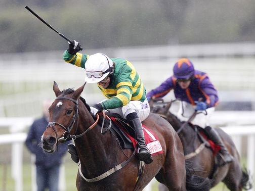 Alderwood can give AP McCoy a winner in the last