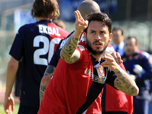 Mauricio Pinilla: Has scored just once this season