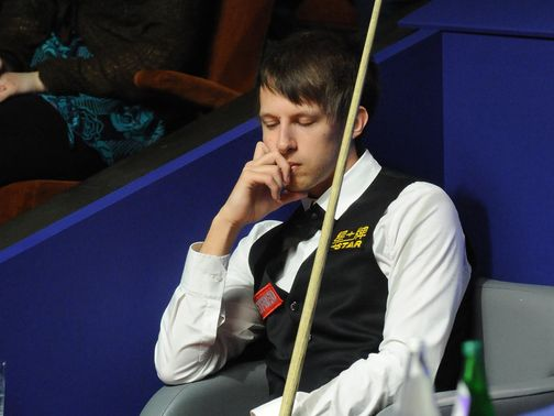 Judd Trump: First-round exit
