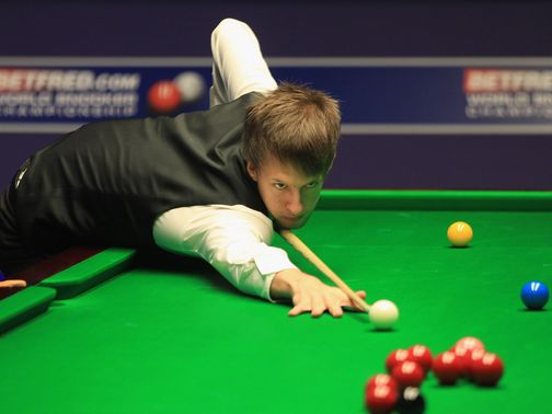 Judd Trump: Preparing for the Masters