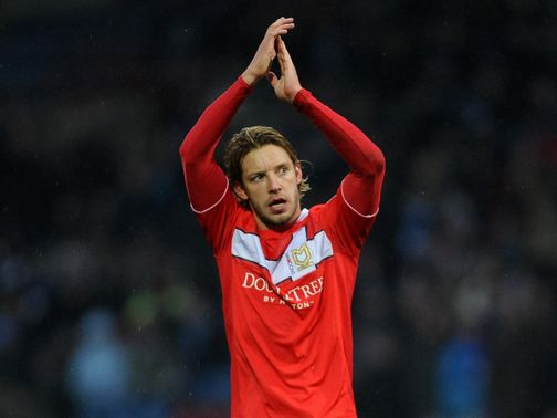 Alan Smith: Loan spell at MK Dons last season