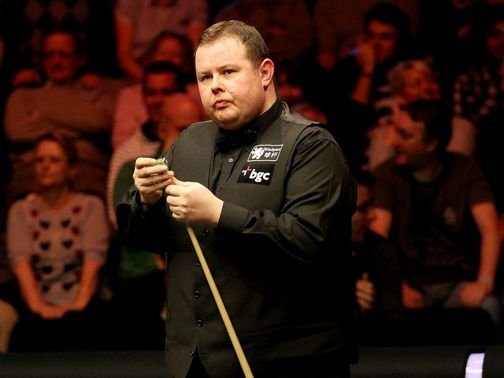 Stephen Lee: Hopes to play at Crucible