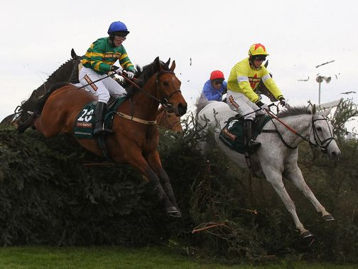 Grand National: New start