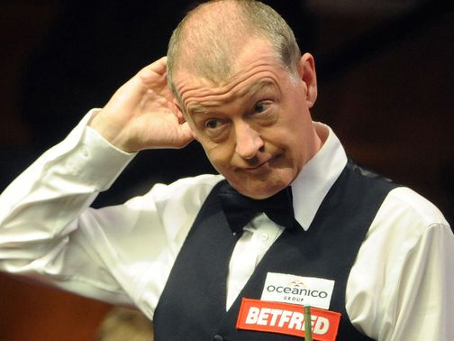 Steve Davis: Books UK Championship place