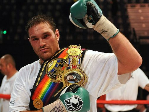 Tyson Fury: Confident he will get past Kevin Johnson