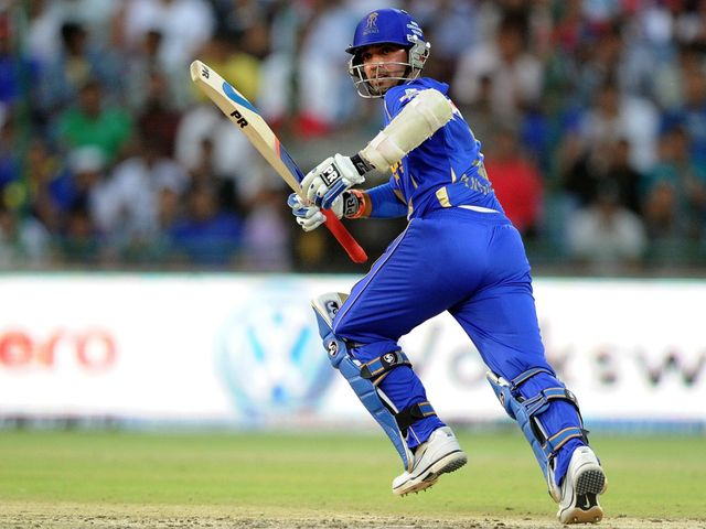 Ajinkya Rahane: Rajasthan Royals opener oversaw successful run chase
