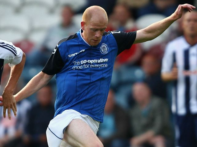 Jason Kennedy: Equalised for Rochdale