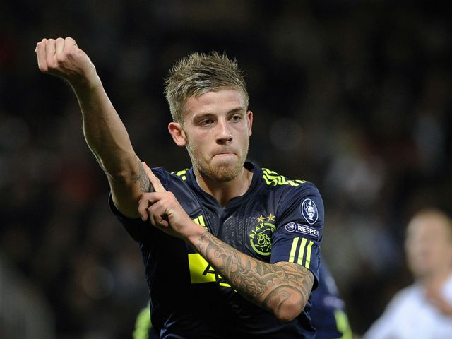 Toby Alderweireld: Wanted by Liverpool