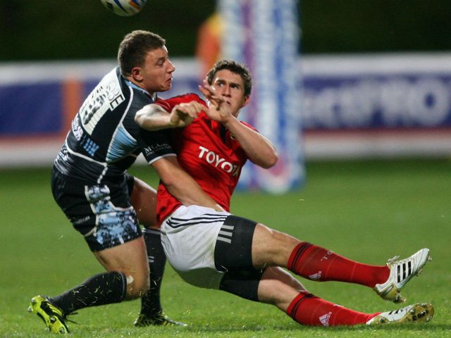 Ian Keatley: Booted 20 points for Munster