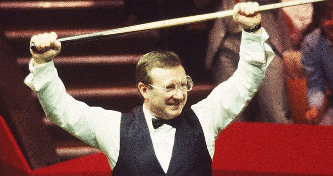 Dennis Taylor wins in 1985
